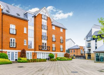 Thumbnail 3 bedroom penthouse for sale in Great Stour Mews, Canterbury