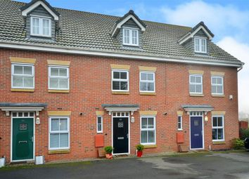 Thumbnail 3 bed town house to rent in Trinity Road, Edwinstowe, Mansfield
