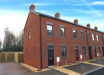 Thumbnail 3 bed end terrace house for sale in Market Street, Ilkeston