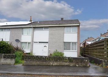 Thumbnail 3 bed semi-detached house for sale in St. Stephen, St. Austell, Cornwall