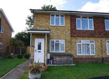 2 bed maisonette for sale in Headley Close, West Ewell, Epsom KT19