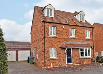 Thumbnail 5 bed detached house for sale in Curlew Drive, Scarborough