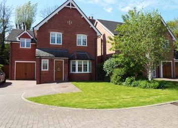 Thumbnail 3 bed detached house for sale in Warwick Gate, Aston, Nantwich