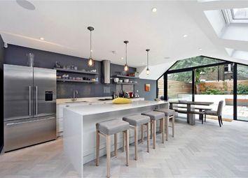 Thumbnail 5 bedroom terraced house for sale in Gowan Avenue, London