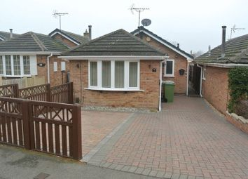 Thumbnail 2 bedroom detached bungalow for sale in Hillside Road, Blidworth