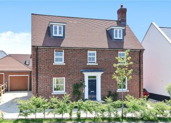 Thumbnail 5 bed detached house for sale in Emletts Way, Yeovil, Somerset