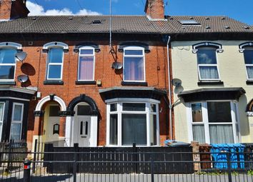 4 bed terraced house for sale in Park Grove, Hull HU5