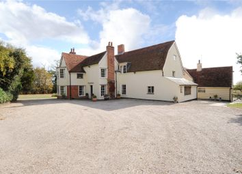 Thumbnail 5 bedroom property for sale in Old London Road, Capel St. Mary, Ipswich, Suffolk