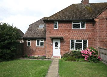 Thumbnail 4 bed end terrace house for sale in Majendie Close, Speen, Newbury