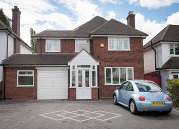 Thumbnail 4 bed detached house for sale in Rectory Road, Sutton Coldfield