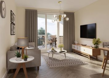 Thumbnail 1 bed flat for sale in Honeypot Lane, Queensbury
