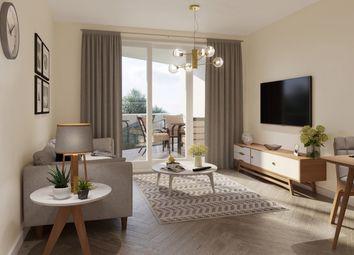 Thumbnail 3 bedroom flat for sale in Honeypot Lane, Queensbury