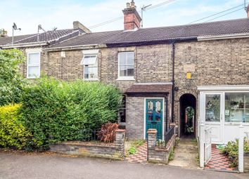 Thumbnail 3 bed terraced house for sale in Connaught Road, Norwich