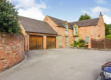 6 bed detached house for sale in Bargate Lane, Willington DE65