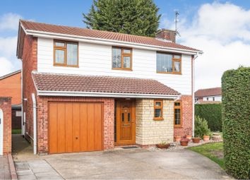 4 bed detached house for sale in Malham Drive, Lincoln LN6