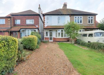 Thumbnail 3 bed semi-detached house for sale in Southbourne Gardens, Westcliff-On-Sea