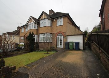 Thumbnail 3 bed semi-detached house to rent in Colville Road, High Wycombe