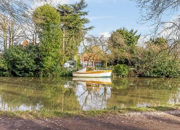 Thumbnail 3 bed detached house for sale in Wey Road, Weybridge