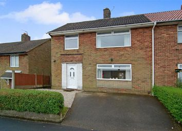 Thumbnail 3 bed semi-detached house for sale in St Johns Road, Biddulph, Stoke-On-Trent