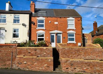 Thumbnail 2 bed terraced house for sale in Village Road, Northop Hall, Flintshire