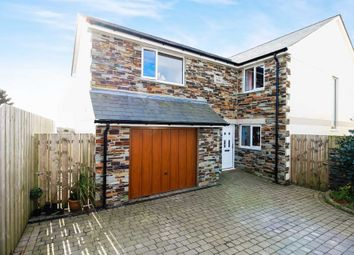 Thumbnail 4 bed detached house for sale in Rally Close, Lanreath, Looe