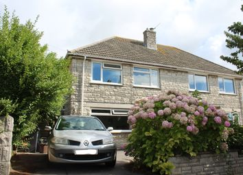 Thumbnail 3 bed semi-detached house to rent in Roman Road, Weymouth