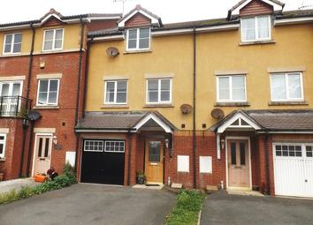 Thumbnail 4 bed town house for sale in Ffordd Idwal, Prestatyn, Denbighshire