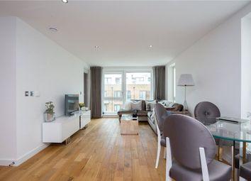 Thumbnail 2 bed property for sale in Stockbridge House, 23 Eltringham Street, Wandsworth, London