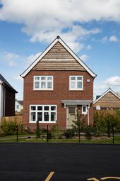Thumbnail 3 bed detached house for sale in Plot 34 The Warwick, Farm Lane, Leckhampton