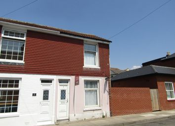 Thumbnail 2 bed end terrace house for sale in Tokar Street, Southsea, Hampshire