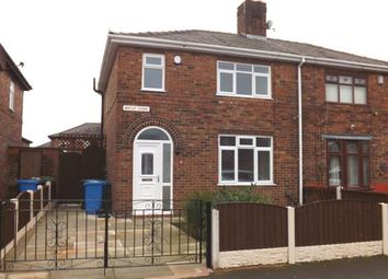 Thumbnail 3 bed semi-detached house for sale in Whitley Avenue, Warrington, Cheshire