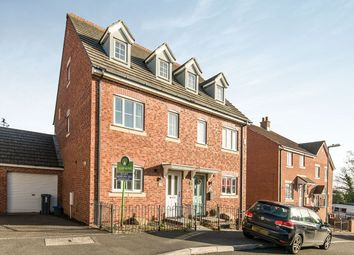 3 bed semi-detached house to rent in Salterton Court, Exmouth EX8