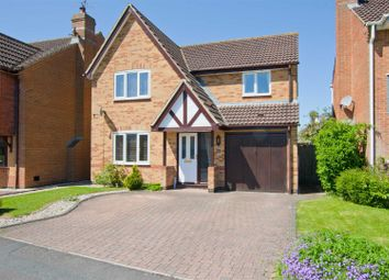 Thumbnail 4 bed detached house for sale in Otter Way, Royal Wootton Bassett, Swindon