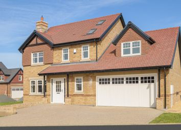 Thumbnail 4 bed detached house for sale in Plot 10, Harebell, Cheviot Meadows, Acklington, Northumberland