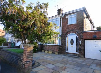 Thumbnail 3 bed semi-detached house for sale in St Georges Avenue, St. Helens