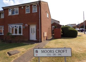 Thumbnail 3 bed semi-detached house for sale in Moors Croft, Bartley Green, Birmingham, West Midlands