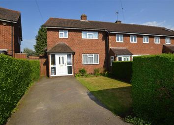 Thumbnail 3 bed end terrace house for sale in Dulwich Way, Croxley Green, Rickmansworth Hertfordshire