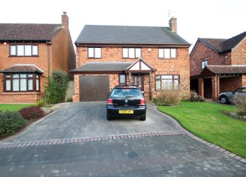 Thumbnail 5 bed detached house for sale in The Brambles, Westbury Park, Newcastle