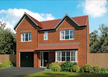 Thumbnail 4 bed detached house for sale in Liverpool Road, Warrington, Cheshire