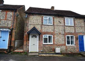 Thumbnail 2 bed end terrace house for sale in The Hill, Winchmore Hill, Amersham