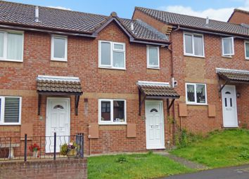 Thumbnail 2 bed terraced house to rent in Penny Farthing, Leigh Close, Westbury, Wiltshire