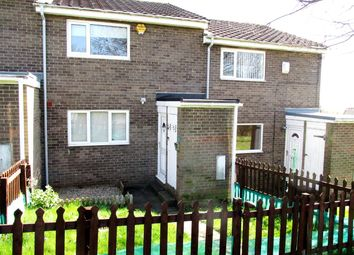 Thumbnail 1 bed flat to rent in Ellington Close, Newcastle Upon Tyne