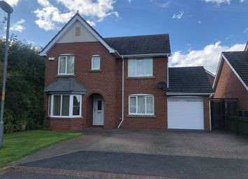 Thumbnail 4 bed detached house to rent in Ethels Close, Amble, Northumberland