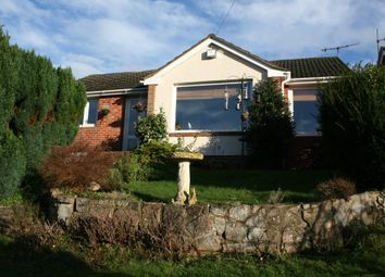 Thumbnail 3 bed detached bungalow for sale in Woodleigh Close, Exeter