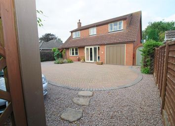 Thumbnail 4 bed detached house for sale in Bethlem Crescent, Wainfleet St. Mary, Skegness