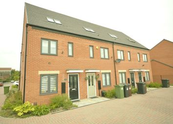 Thumbnail 3 bed terraced house for sale in Uxbridge Close, Wolverhampton