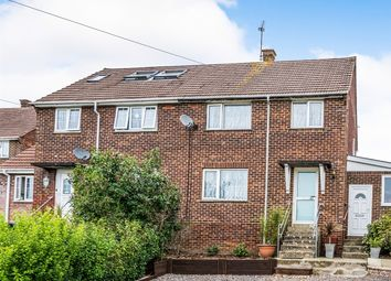 Thumbnail 3 bed semi-detached house for sale in Cotton Close, Bishopstoke, Eastleigh