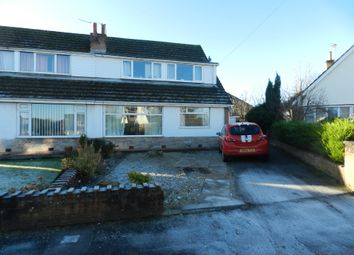 Thumbnail 4 bed semi-detached bungalow for sale in Tewkesbury Drive, Lytham St. Annes