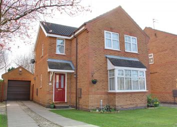 Thumbnail 3 bed detached house for sale in The Meadows, South Cave, Brough