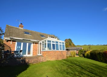 Thumbnail 4 bed detached bungalow for sale in Teddars Leas Road, Etchinghill, Folkestone